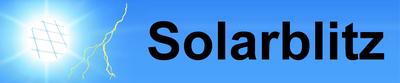Solarblitz-Logo