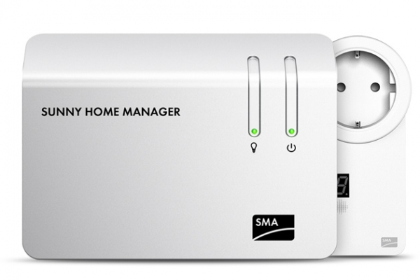 SMA Sunny Home Manager mit Bluetooth
